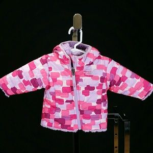 The North Face Baby Reversible Fleece Puffer Coat